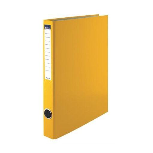 Gyűrűs könyv, 2 gyűrű, 35 mm, A4, PP/karton