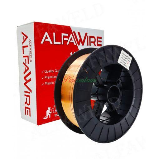 Huzalelektróda ALFAWIRE SG2 0,8mm/15kg