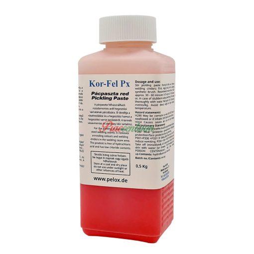 Pácpaszta KOR-FEL 0,5kg/doboz piros