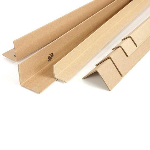 Papírélvédő 35x35x1500 natúr barna