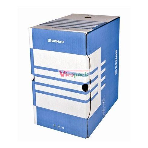 Archiváló doboz, A4, 200 mm, karton