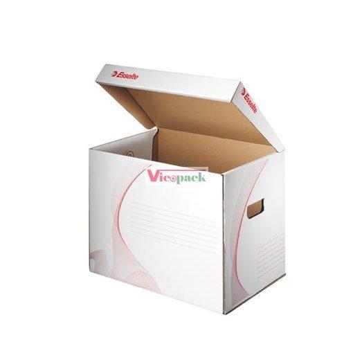 Archiváló konténer, karton, felfelé nyíló