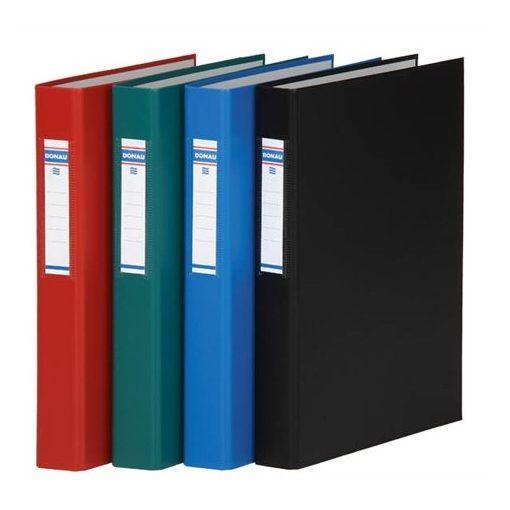 Gyűrűs könyv, 2 gyűrű, 40 mm, A4, PP/karton